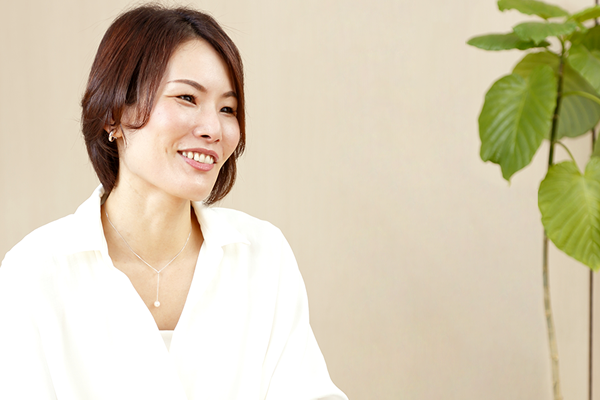 女性視点のサプリメントを作ろうと商品開発に。